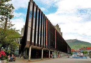 Grieghallen var rammen for fakultetets studiestart den 16. august